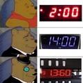Relógio da china fdc