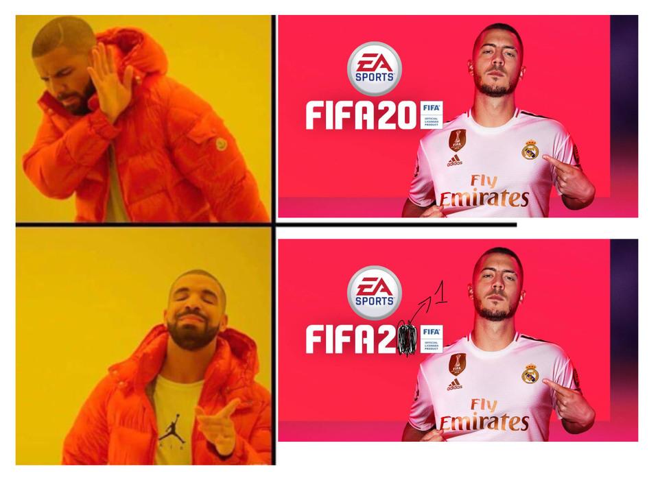 Hay que exprimir al Fifa - meme