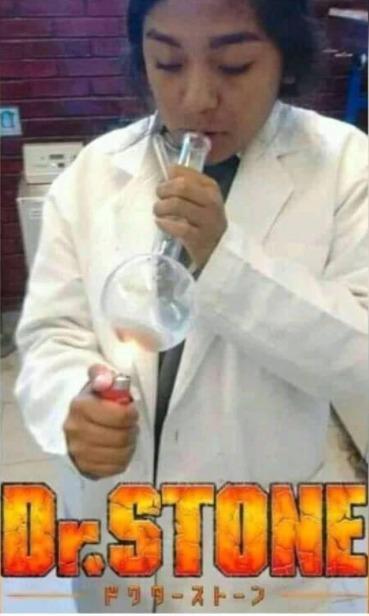 modo ciencia B) - meme
