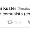 comunismo, a solução da obesidade. vc n come