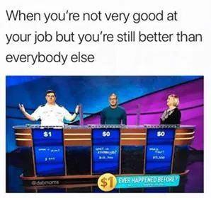 Reasons to be proud - meme