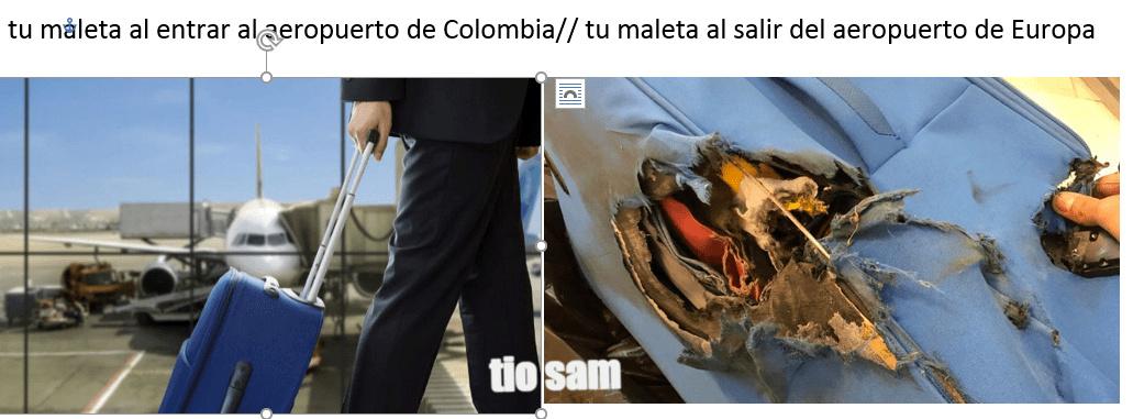 esto solo pasa en latino américa - meme
