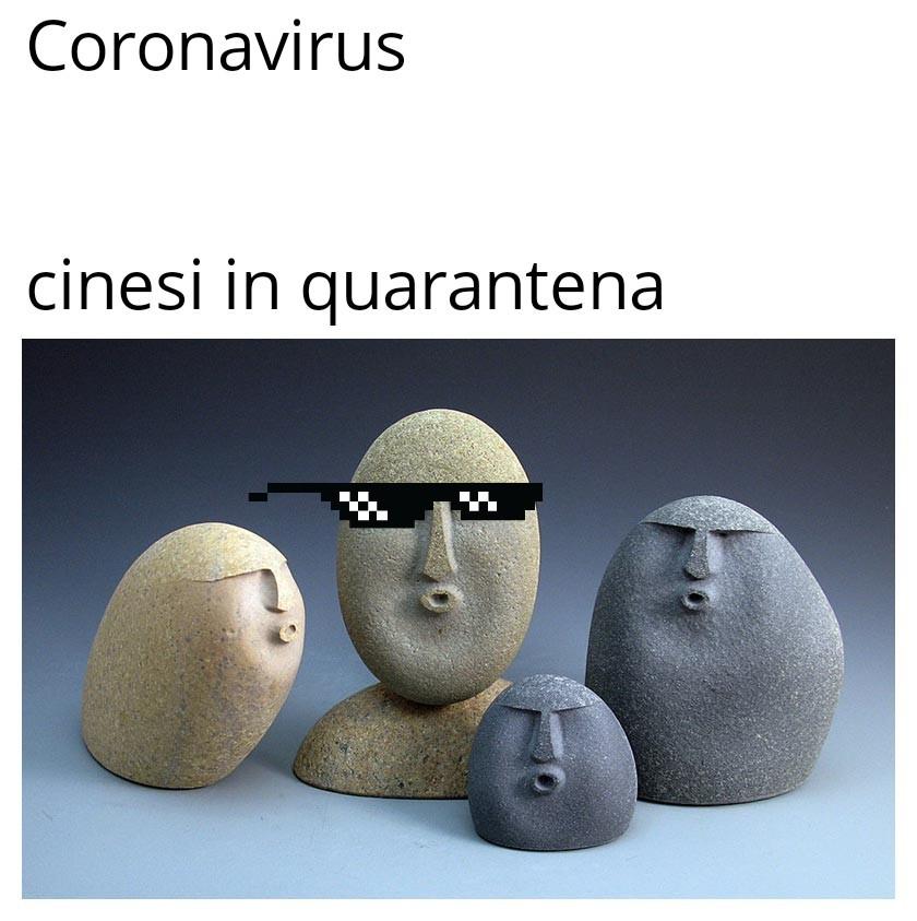 Coronavirus - meme