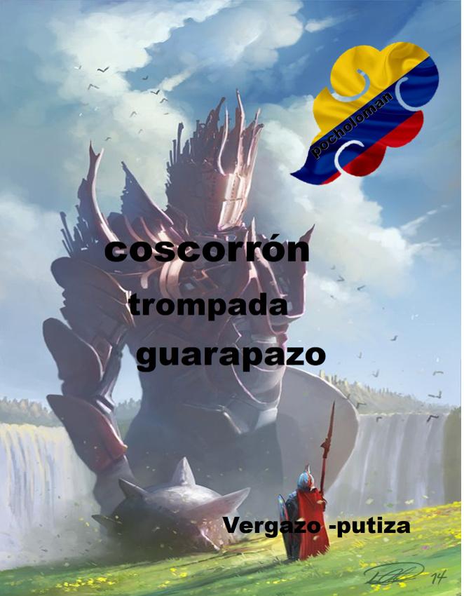 jaja colombia y sus frases tan bacanas los amo - meme