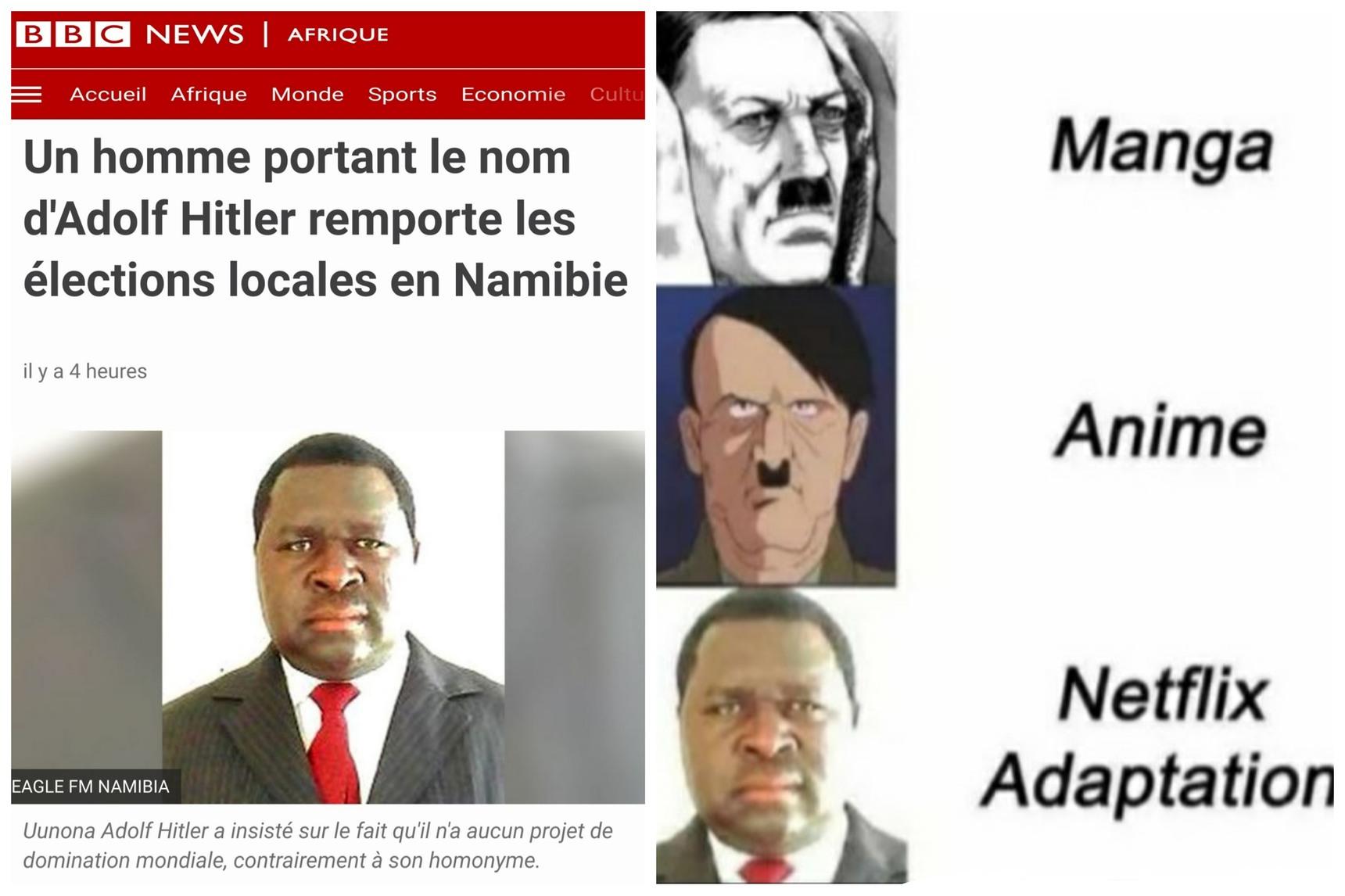 4ème Reich - meme