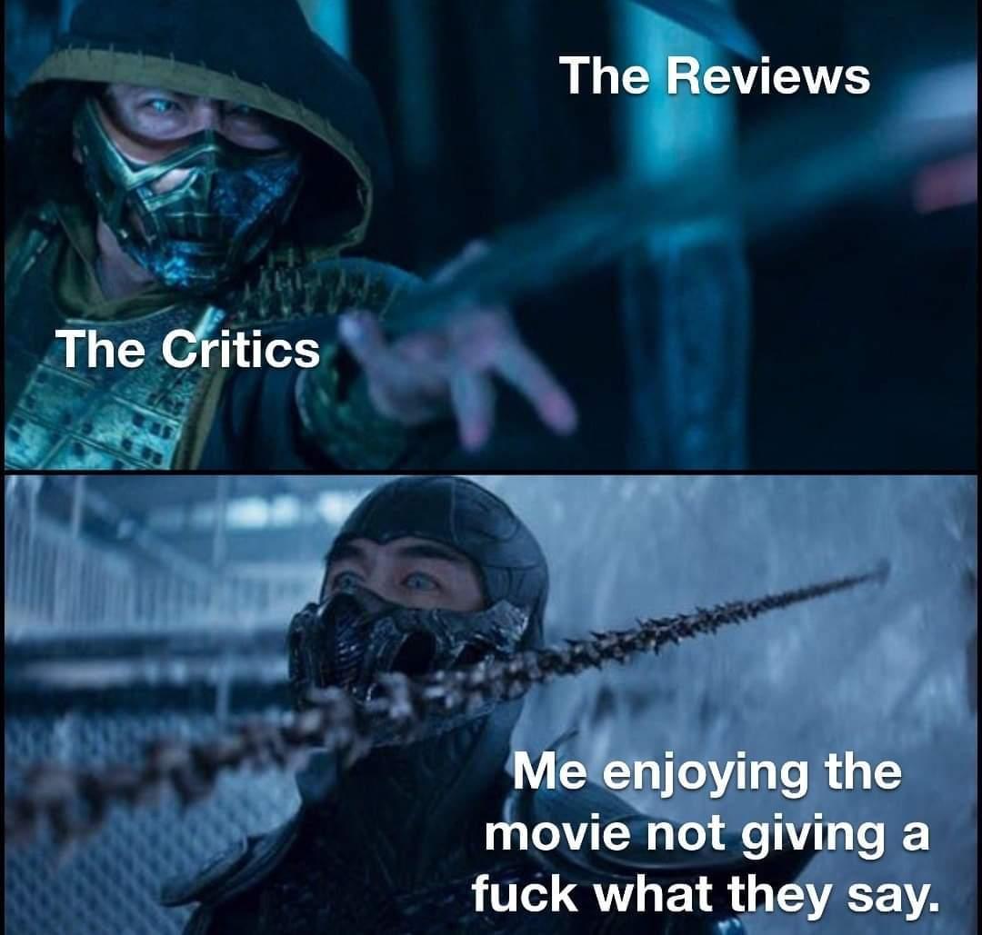 I loved it - meme