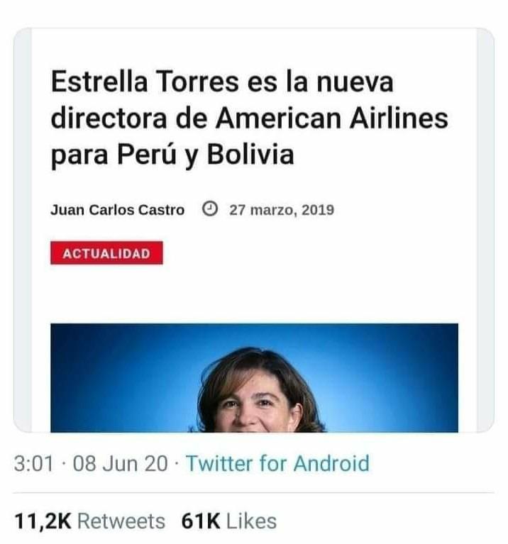 Estrella Torres - meme