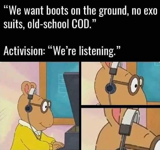 poor cod - meme