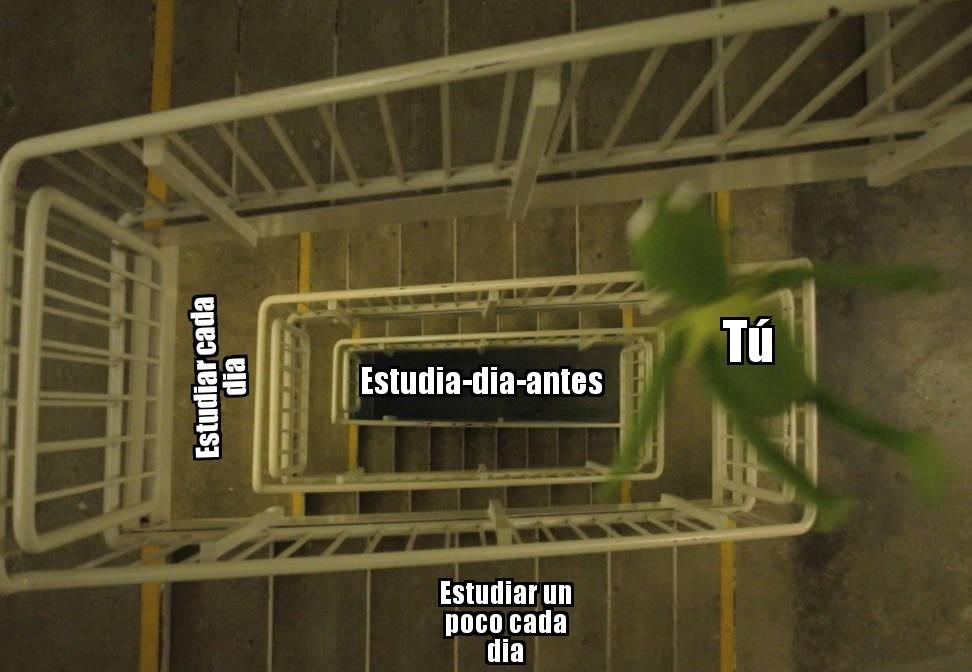Estudiantes - meme