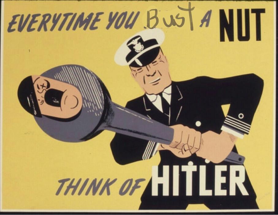 Actual US propaganda from 1942 - meme