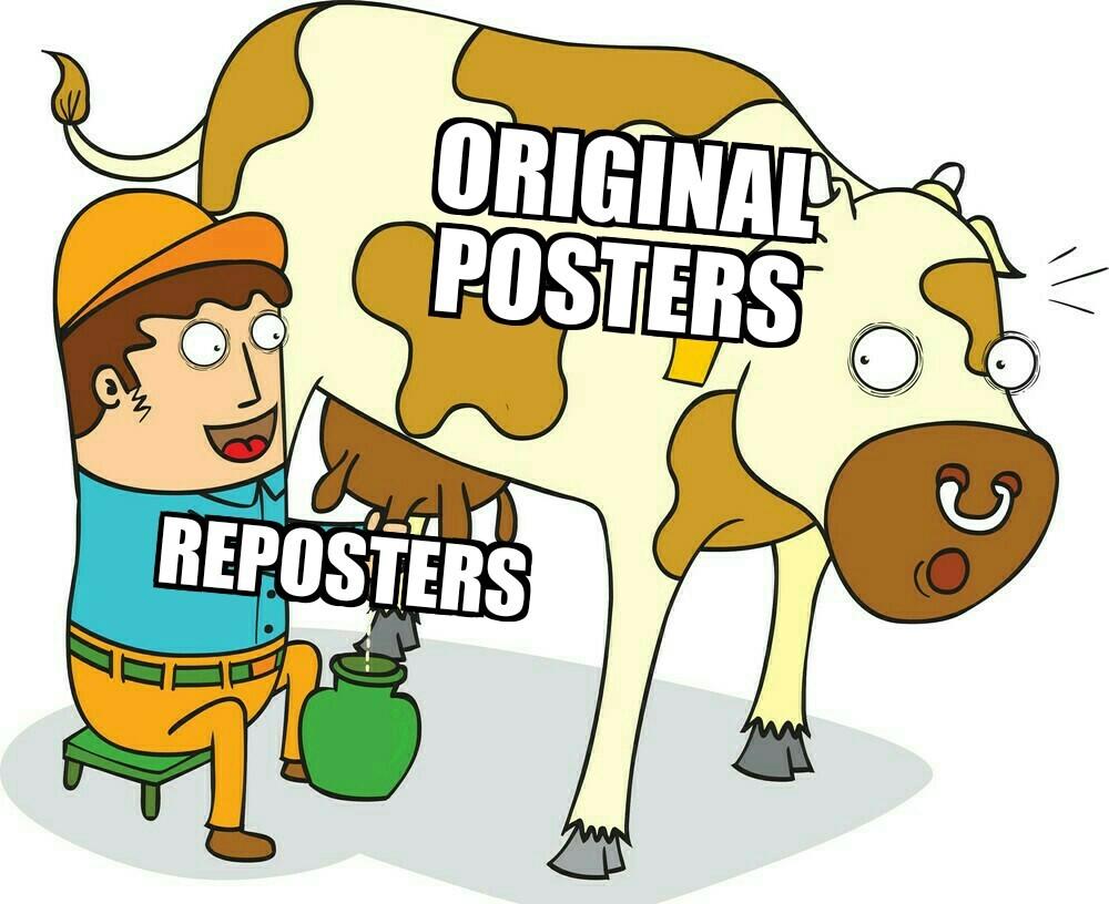 Mooooo - meme