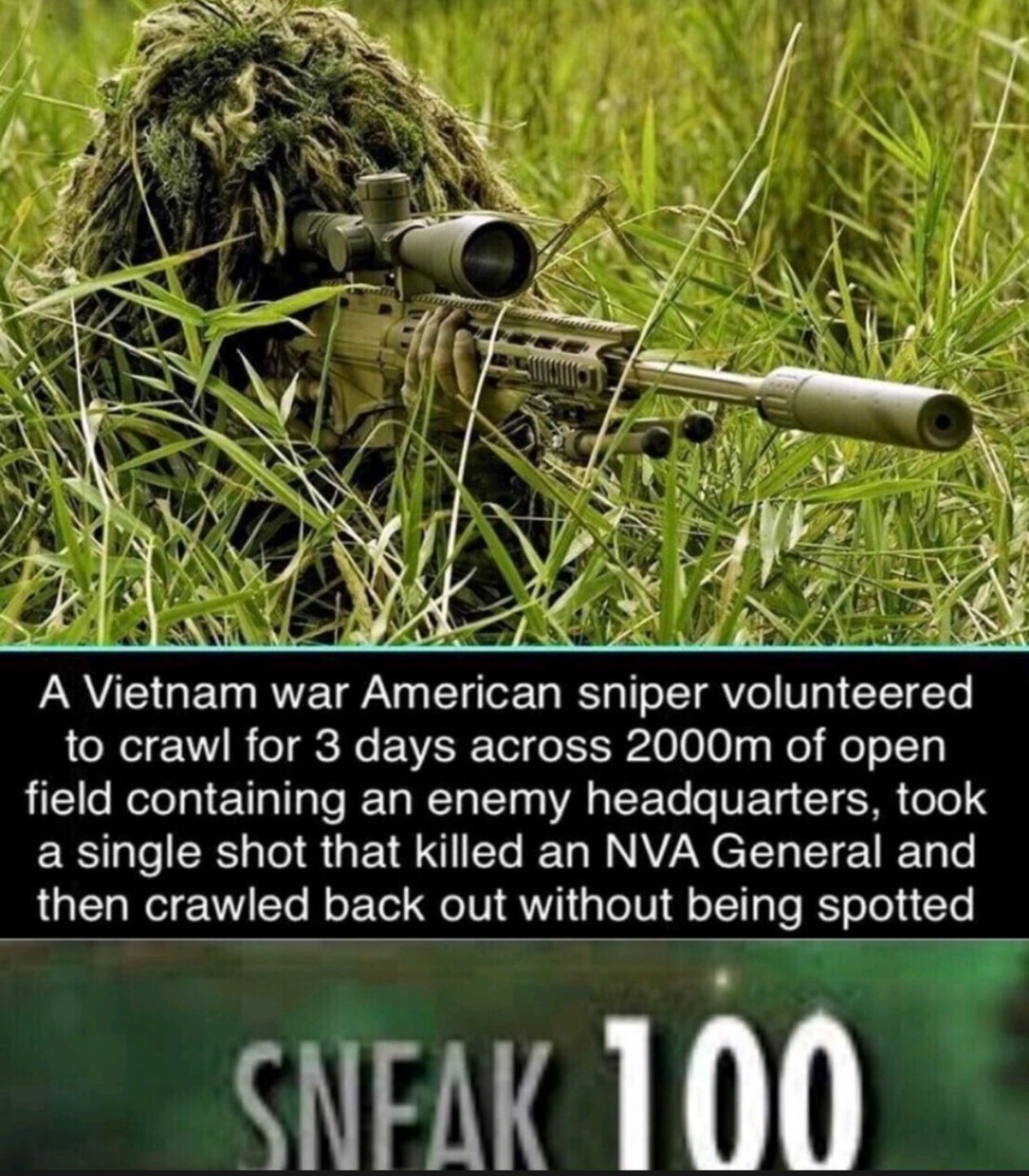 Sneak 100 - meme