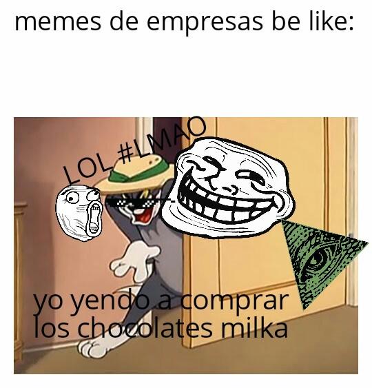 #millenials - meme