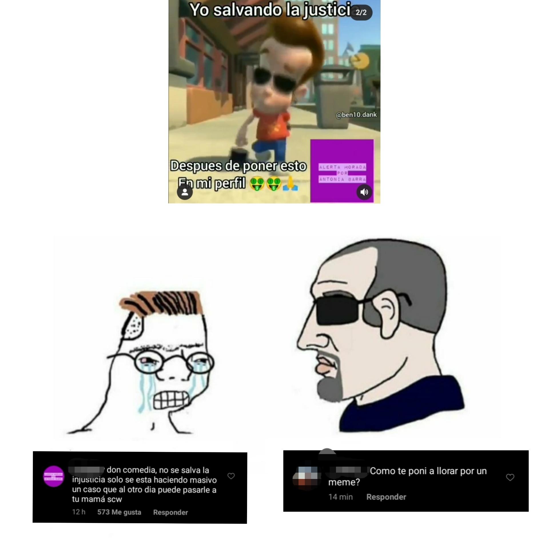 Nosequeponer - meme