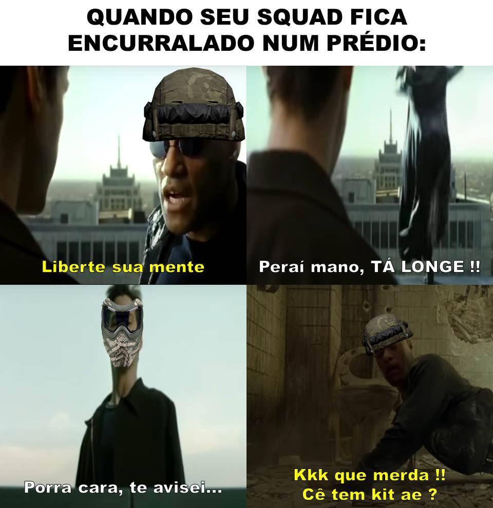 Padrão... - meme
