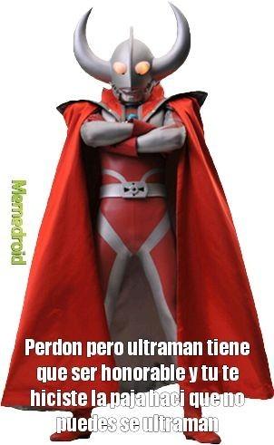 Ultraman father - meme