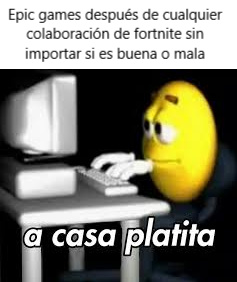 Fortnite be like - meme