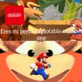 Nintendo Sobreexplota a Mario hay que admitirlo :v
