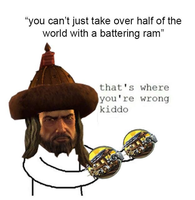 Attila, Civilization 5 - meme