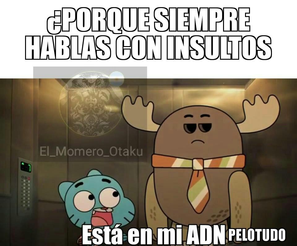 Argentino de corazón - meme