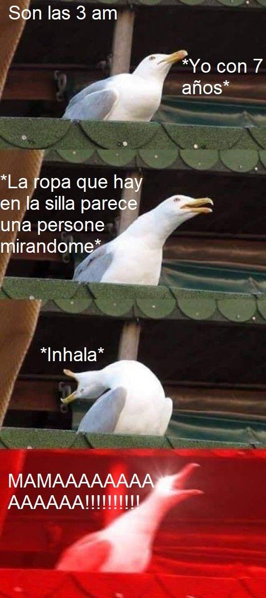 MAMAAAAA HAY UN PEDOFILO EN MI CUARTO - meme