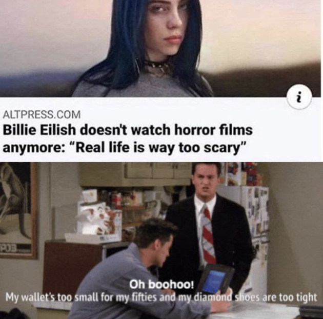 Beanie eyeball - meme