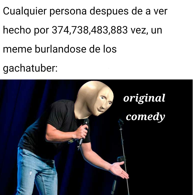 Original comedy - meme