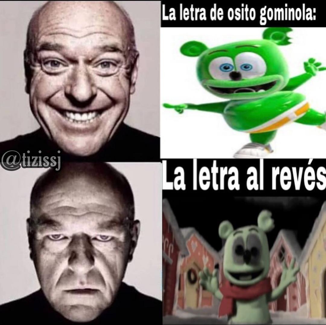 REALMENTE PERTURBADOR - meme