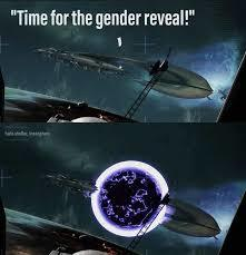 i remember when someone doing a gender reveal accidentally made a pipe bomb and killed grandma or smth - meme