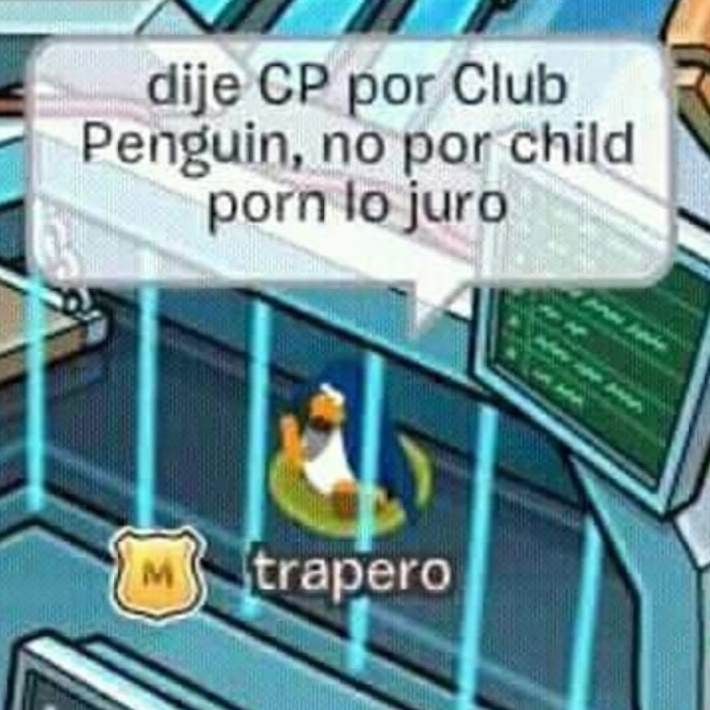Child Porn - meme