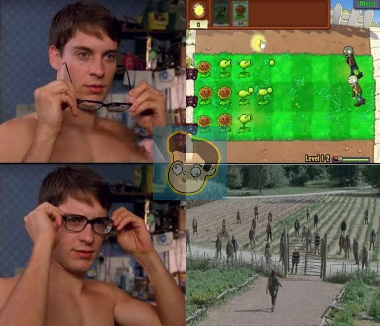 Muy sospechoso - meme