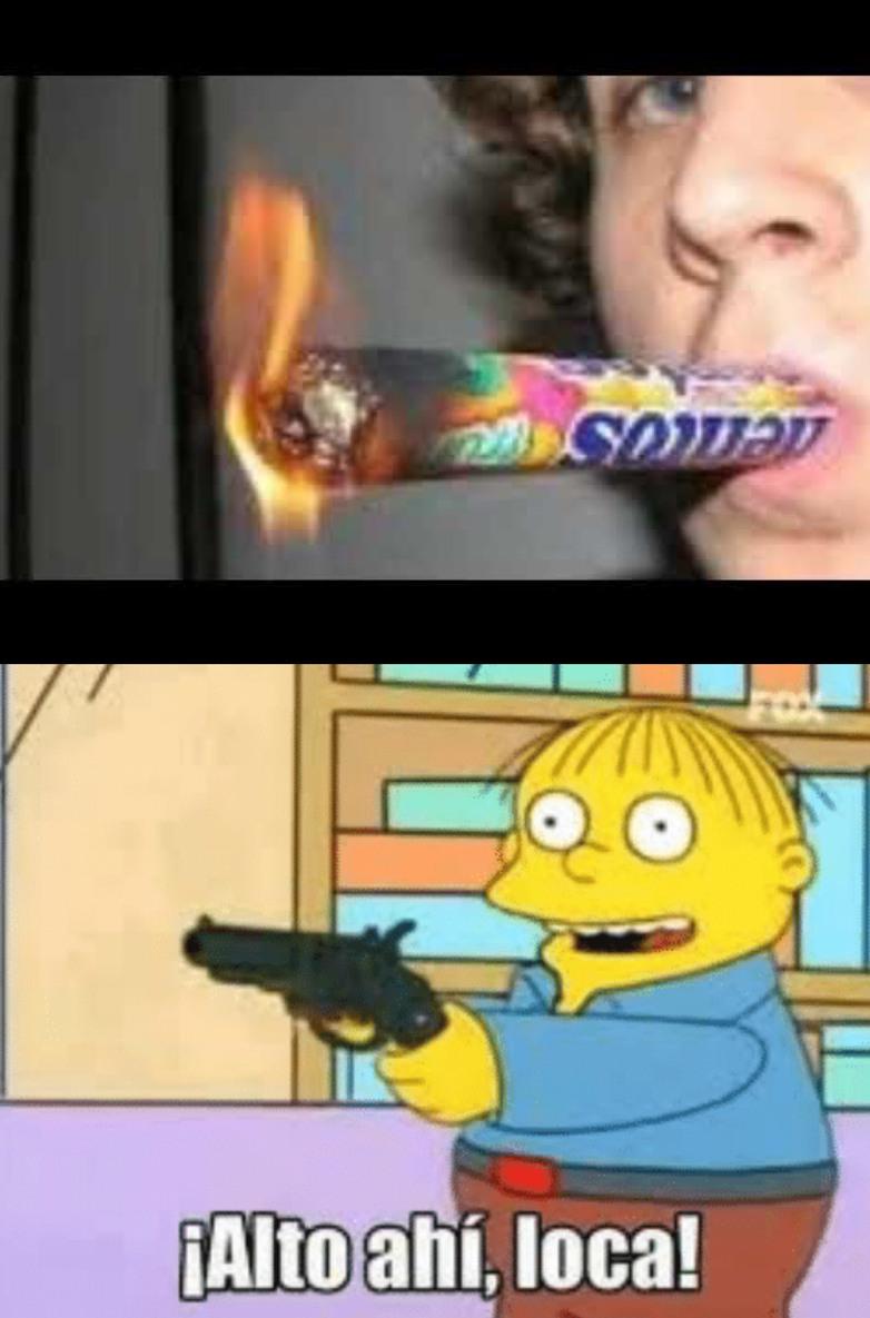 QUE PLACER FUMAR  - meme