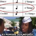 Negro M