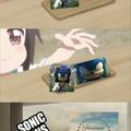 Sonic bro