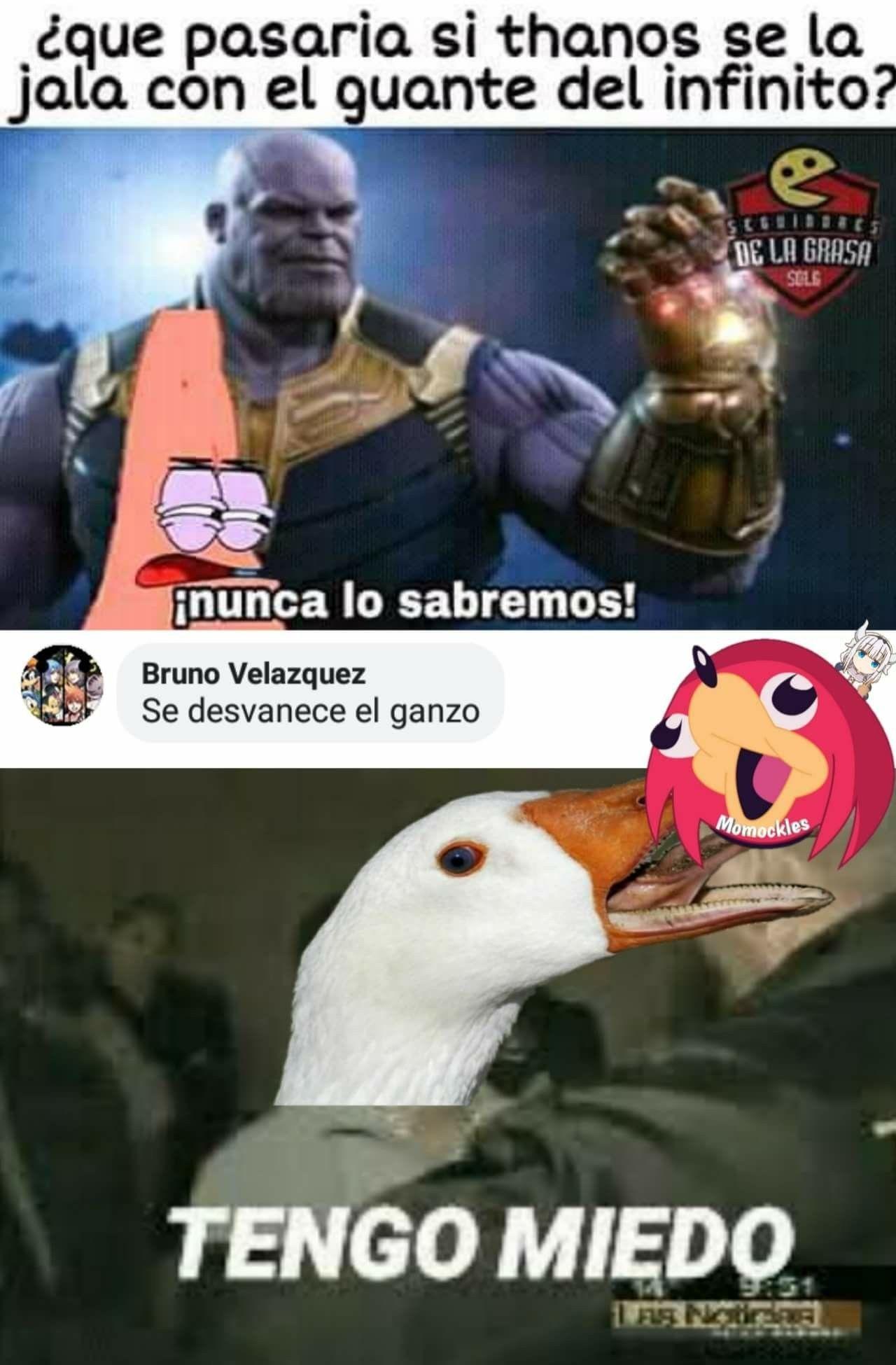 Que le abra pasado Tony Stark - meme