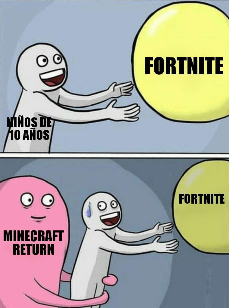 Epic Return - meme