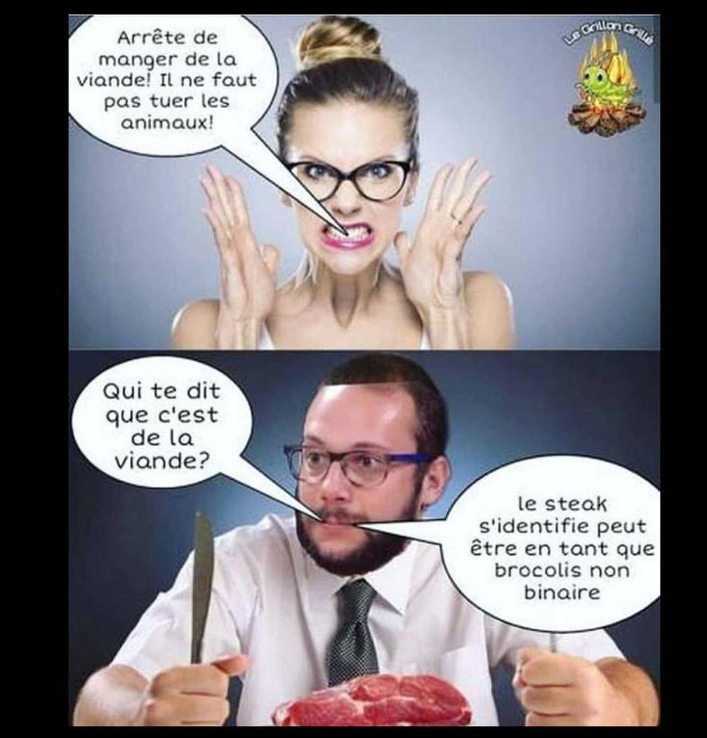 Veggieees - meme