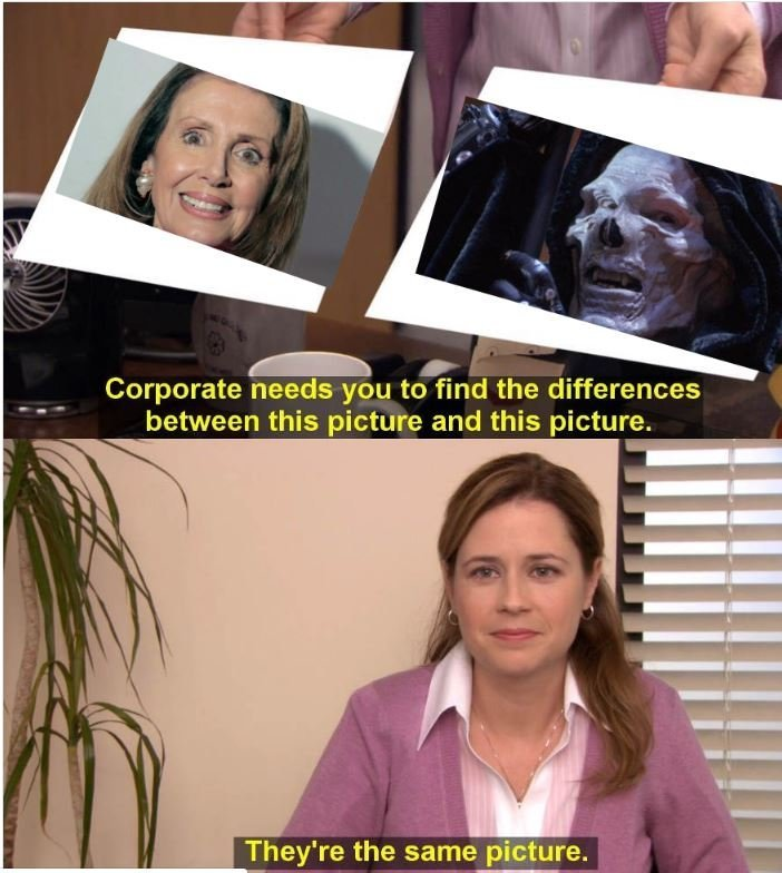 Nancy Skeletor - meme