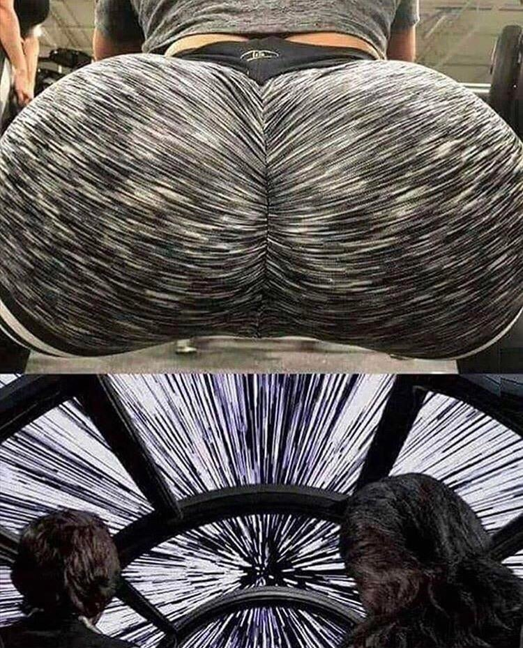 L'hyper espace - meme