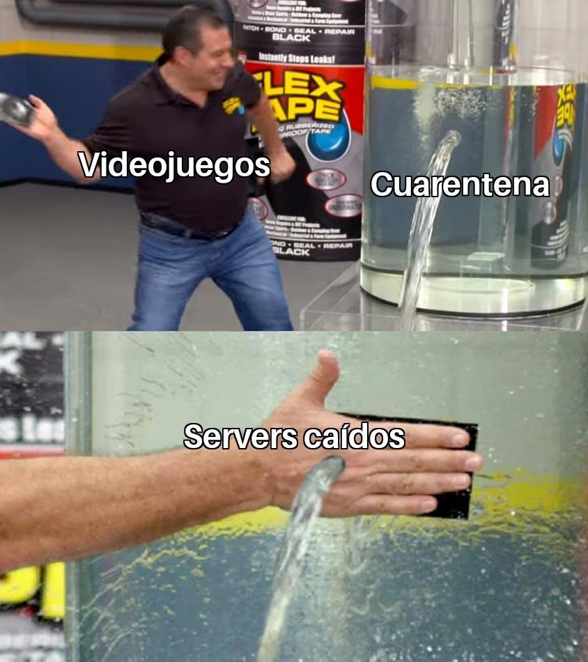 El título es título - meme