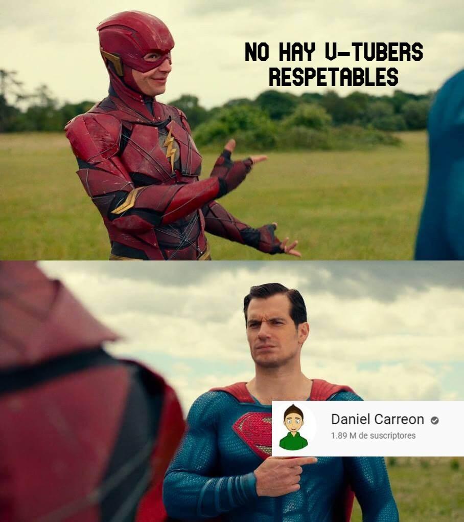 No se si se considera v-tuber, pero me salvo de muchos problemas matematicos - meme
