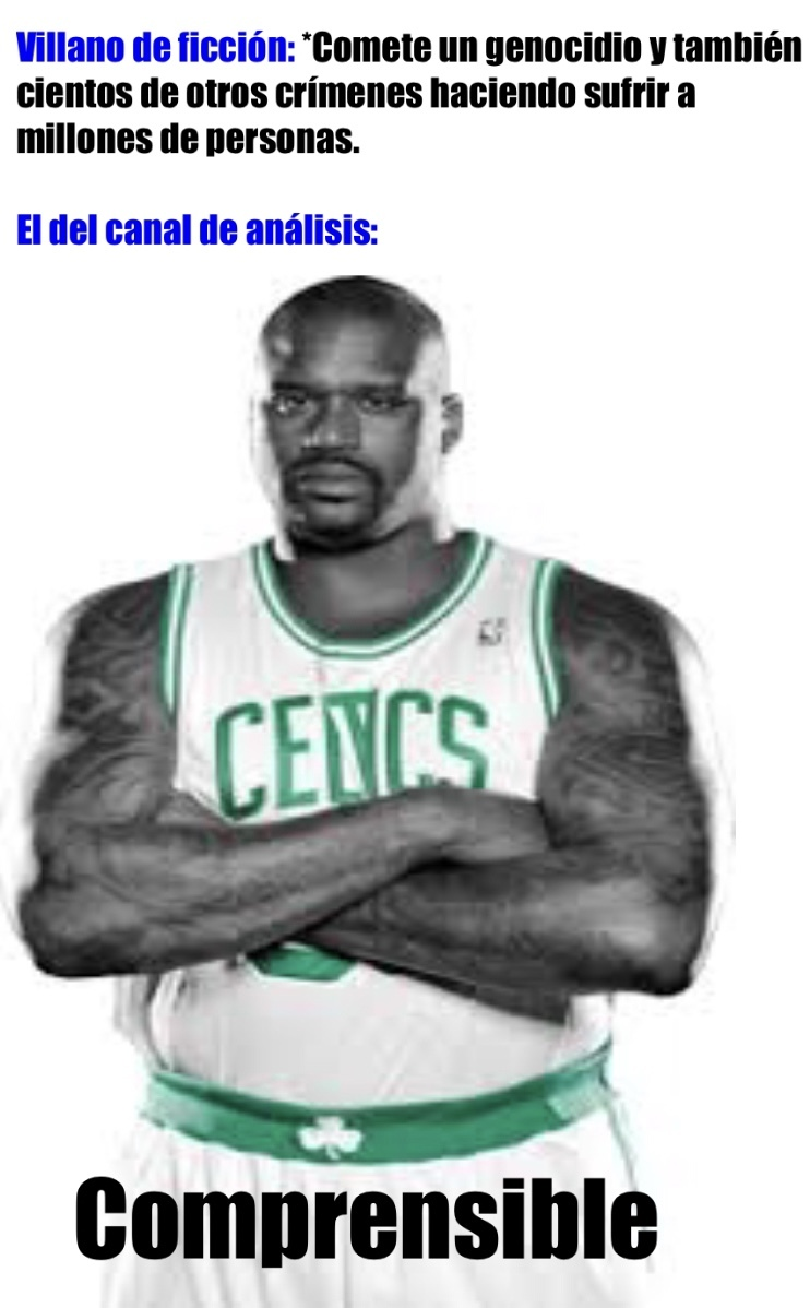 ¿Quién gana Lakers o Celtics? - meme