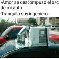 Ingenieros be like