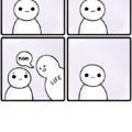 La vie m'a toujours dit NON :(