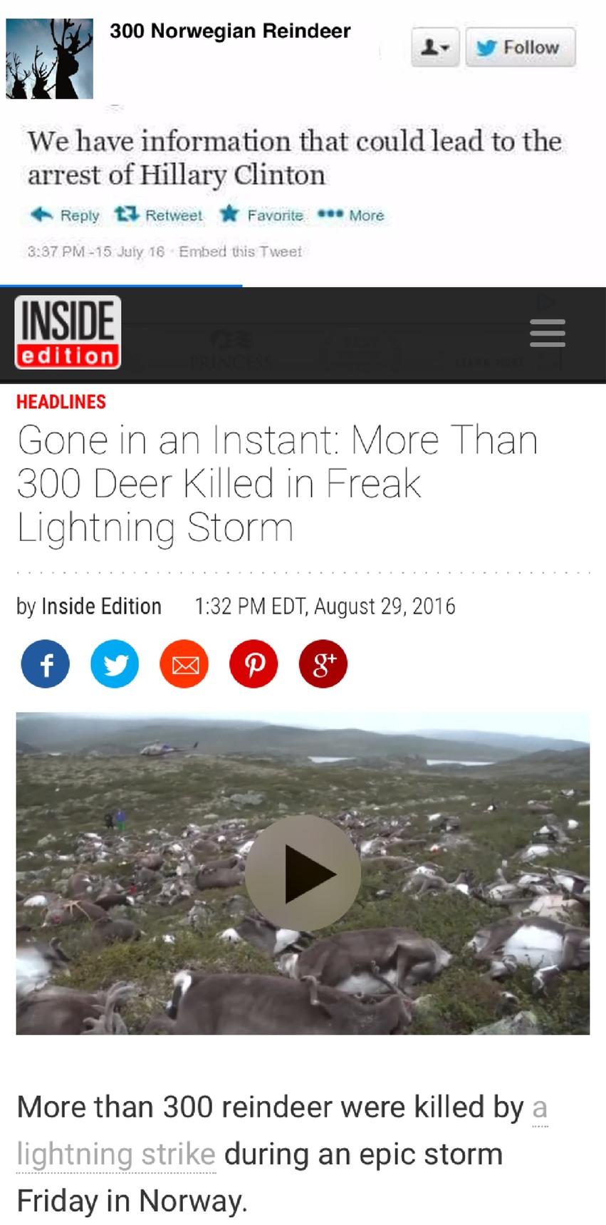"""suuuuuuure a """"lightening storm"""" - meme"""