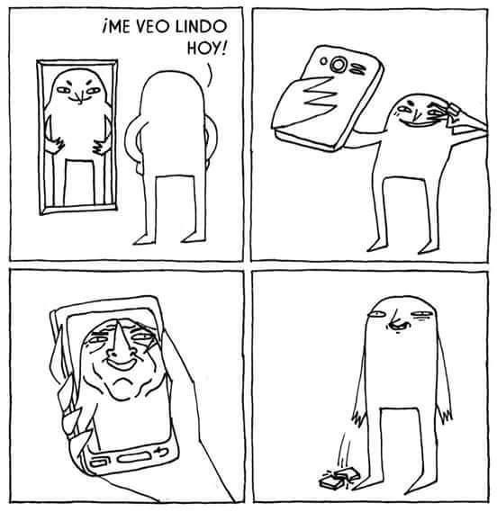 Buenas noshes~ - meme