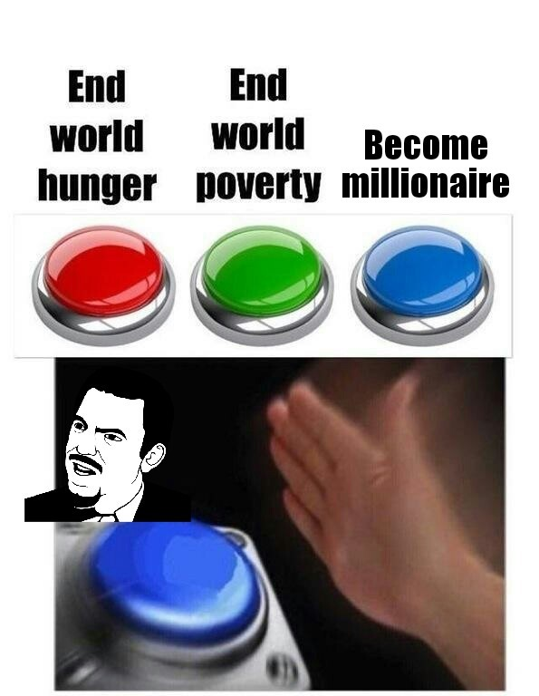 Fast decision - meme