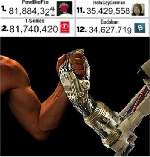 los bots dominaran la web - meme