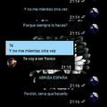 Calentito desde la conversación con mi ex :')