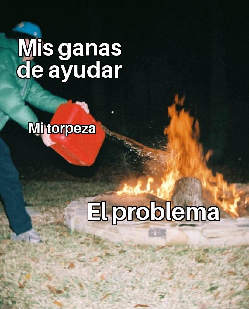 Fuego - meme